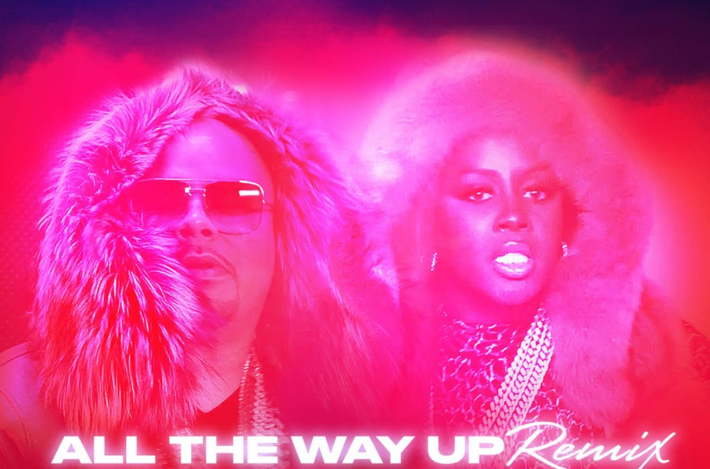 All The Way Up Remix by Fat Joe, Remy Ma and Jay Z.