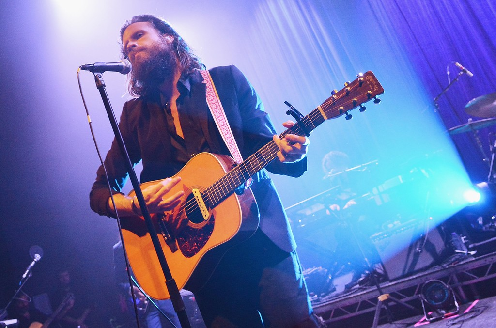 Father John Misty performs in London