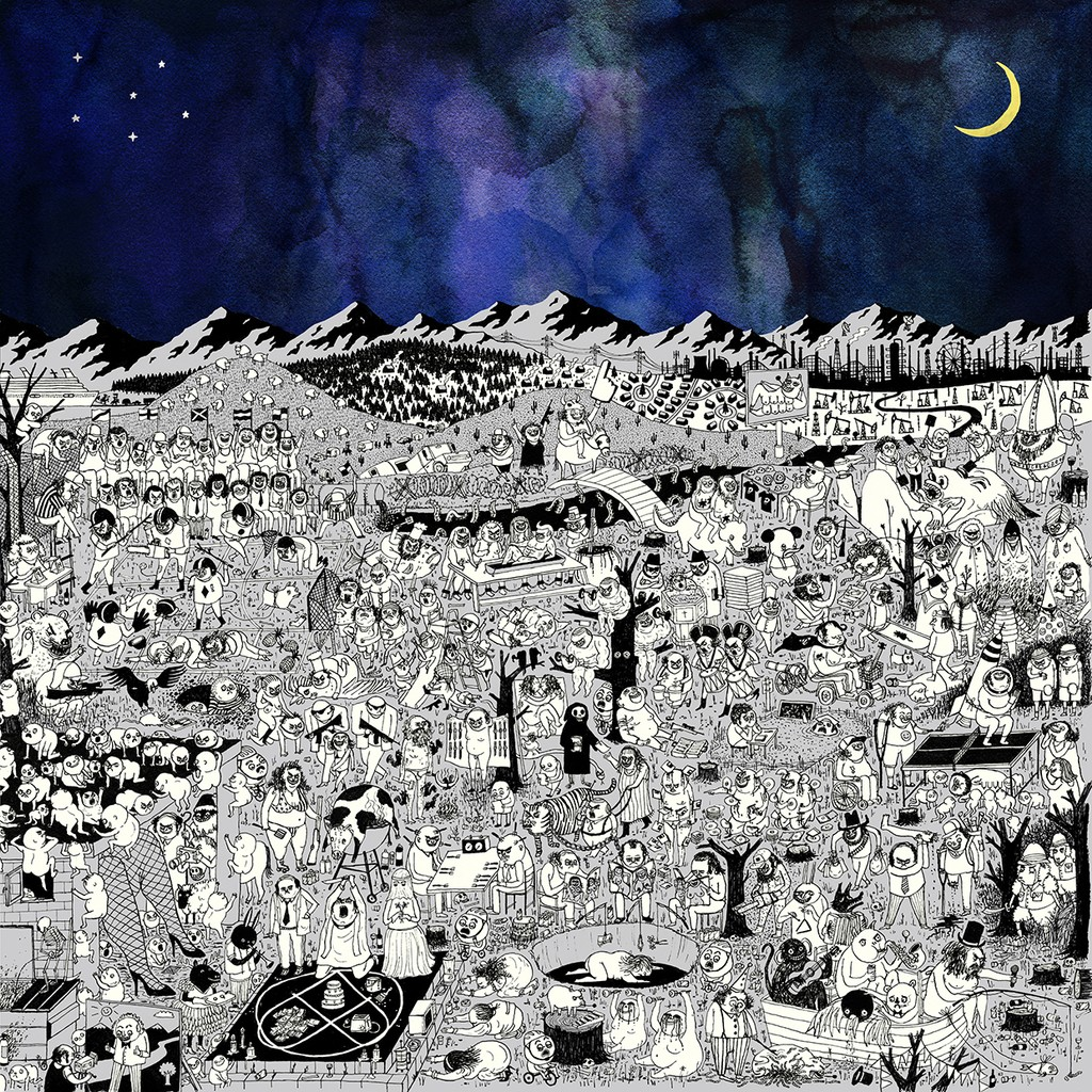 Father John Misty, 'Pure Comedy': BEST