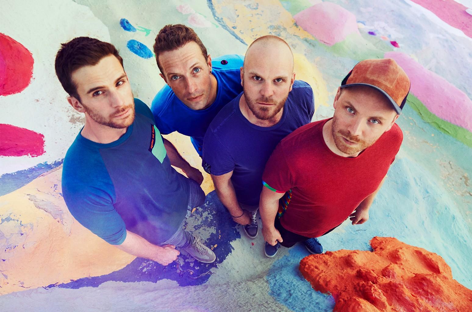 "Coldplay ""Life in Technicolor II"""