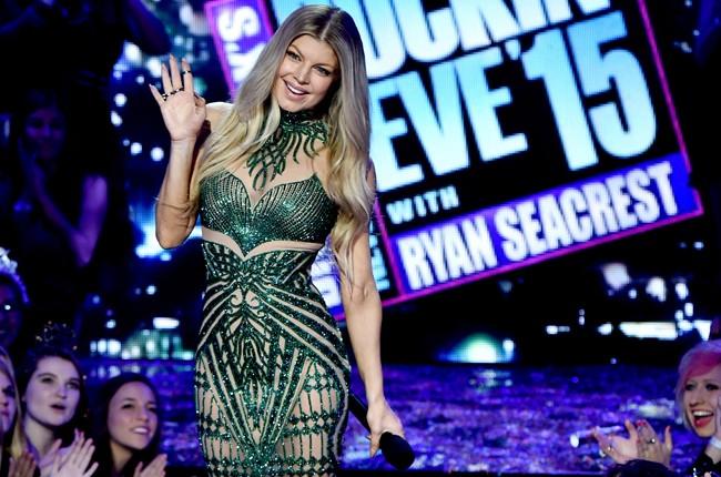 Fergie hosts Dick Clark's New Year's Rockin' Eve