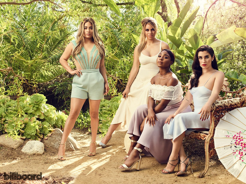 Fifth Harmony photographed on June 15 at The Mountain Mermaid in Topanga, Calif.