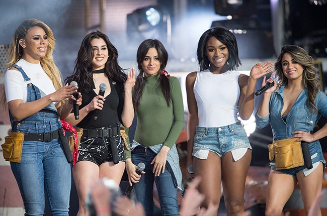 Fifth Harmony Jimmy Kimmel Live 2016