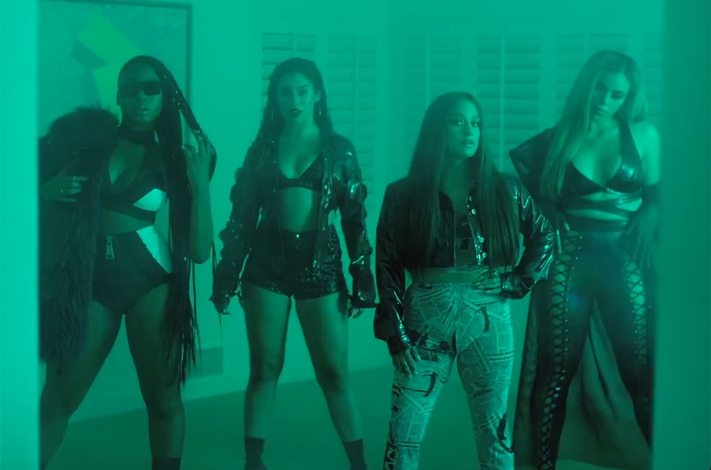 "Fifth Harmony, ""Angel"""
