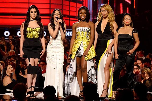 Lauren Jauregui, Camila Cabello, Normani Hamilton, Dinah-Jane Hansen and Ally Brooke of Fifth Harmony