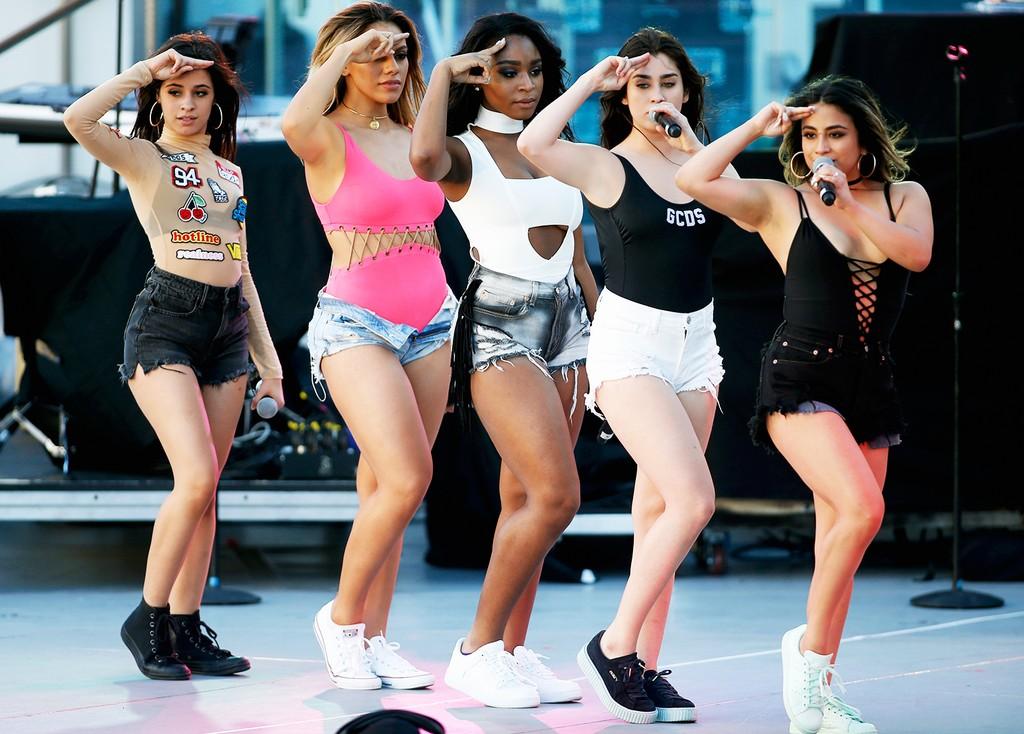 Fifth Harmony perform at CBS Radio's SPF in Las Vegas