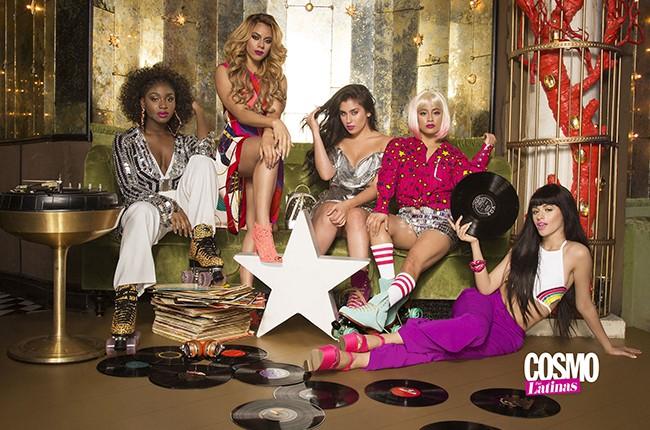 Fifth Harmony Cosmo Latinas 2015