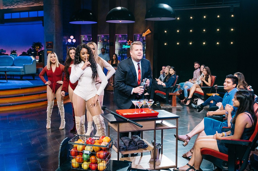 Fifth Harmony with James Corden
