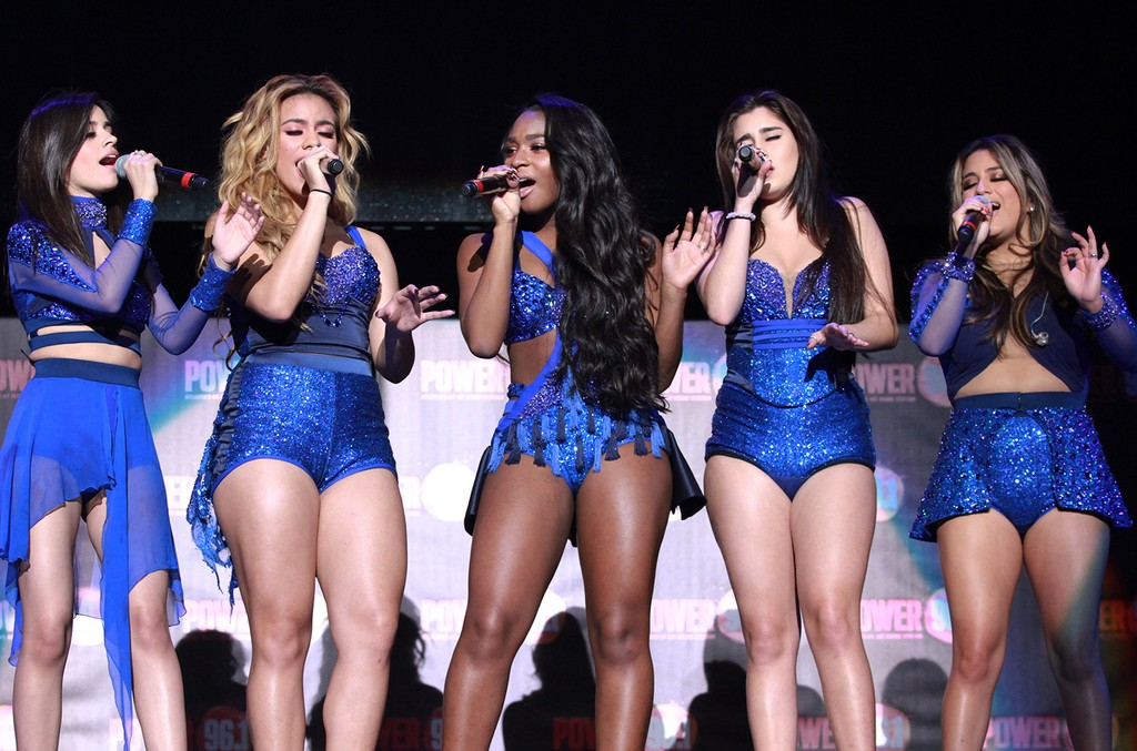 Fifth Harmony perform in Atlanta