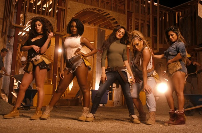 Fifth Harmony Work From Home 2016