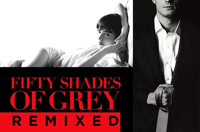 Fifty Shades of Grey: Remixed album cover, 2015.