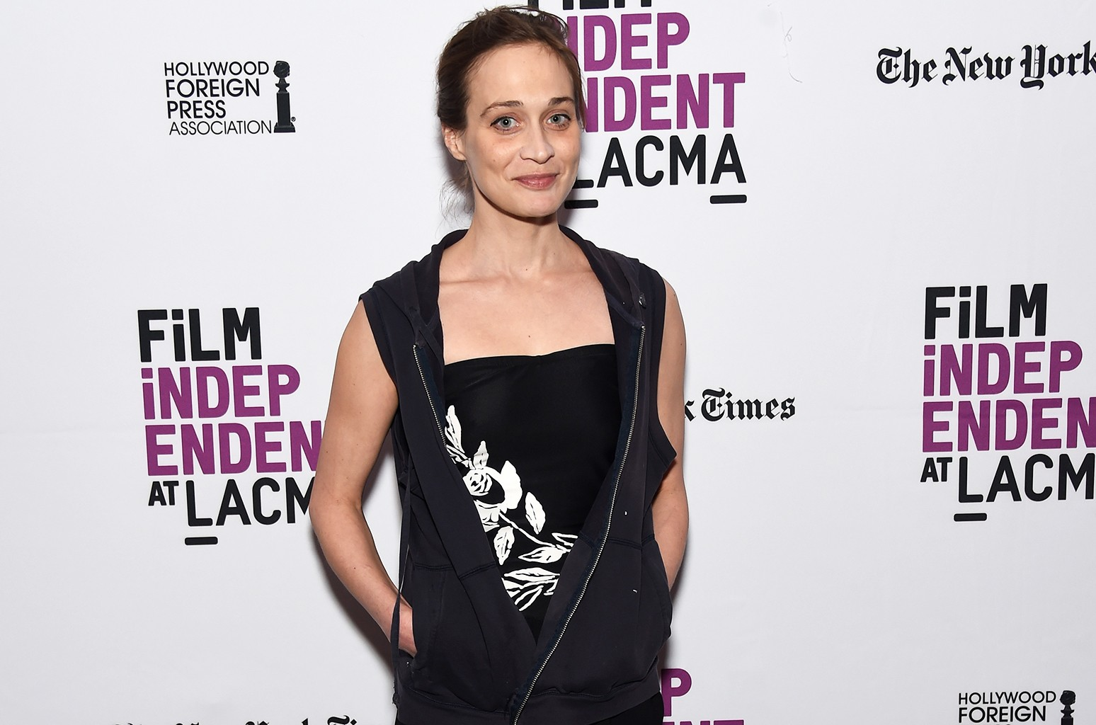 Fiona Apple at the Bing Theatre at LACMA on Jan. 21, 2016 in Los Angeles.