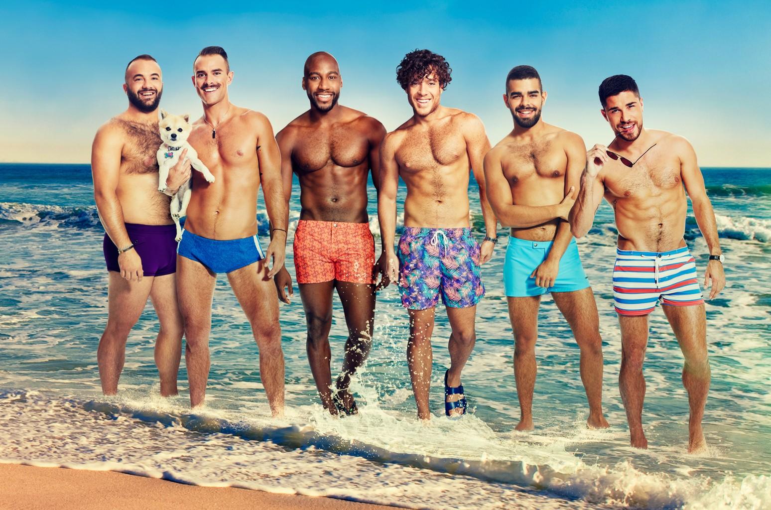 Fire Island Cast 2017