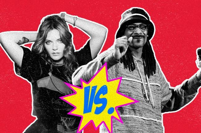 Tove Lo vs. Snoop Dogg