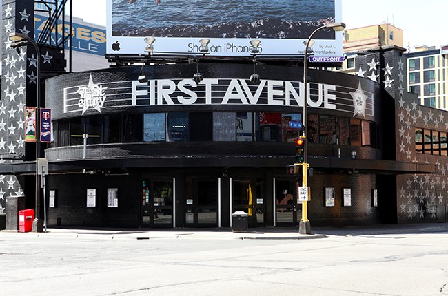First Avenue 2015