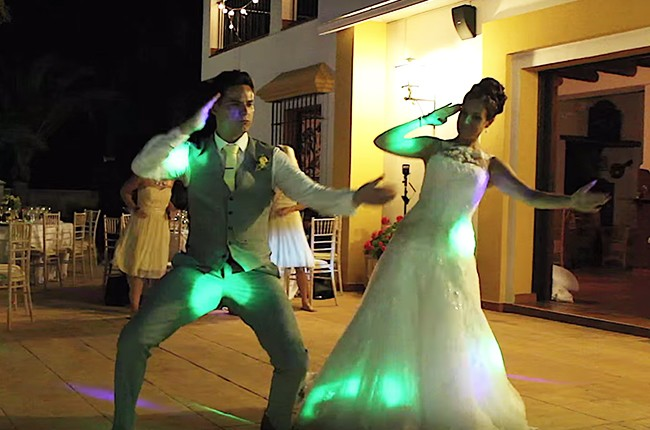 First Wedding Dance 2015