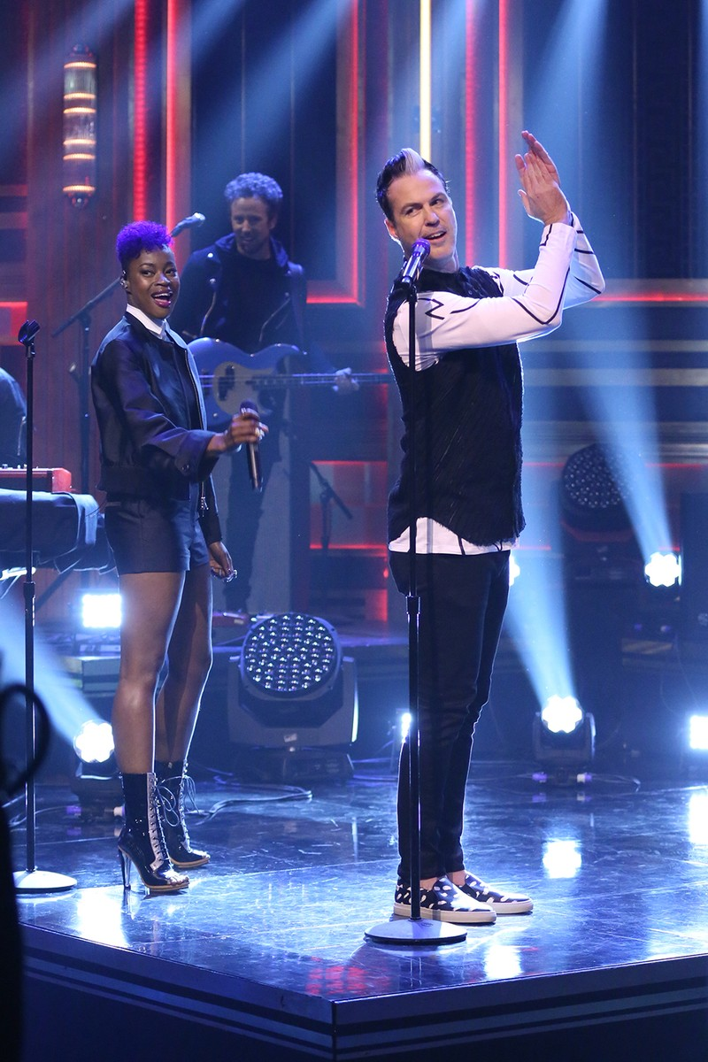 Fitz and the Tantrums tonight show fallon 2016