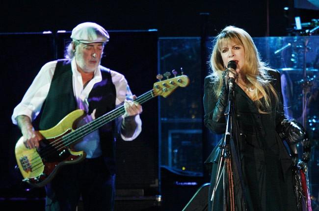 Fleetwood Mac, John McVie, Stevie Nicks