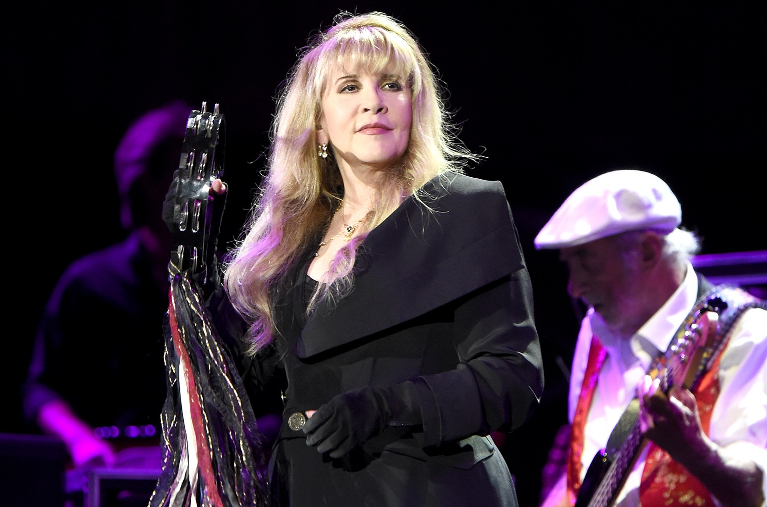 Stevie Nicks of Fleetwood Mac performs during The Classic West at Dodger Stadium on July 16, 2017 in Los Angeles.
