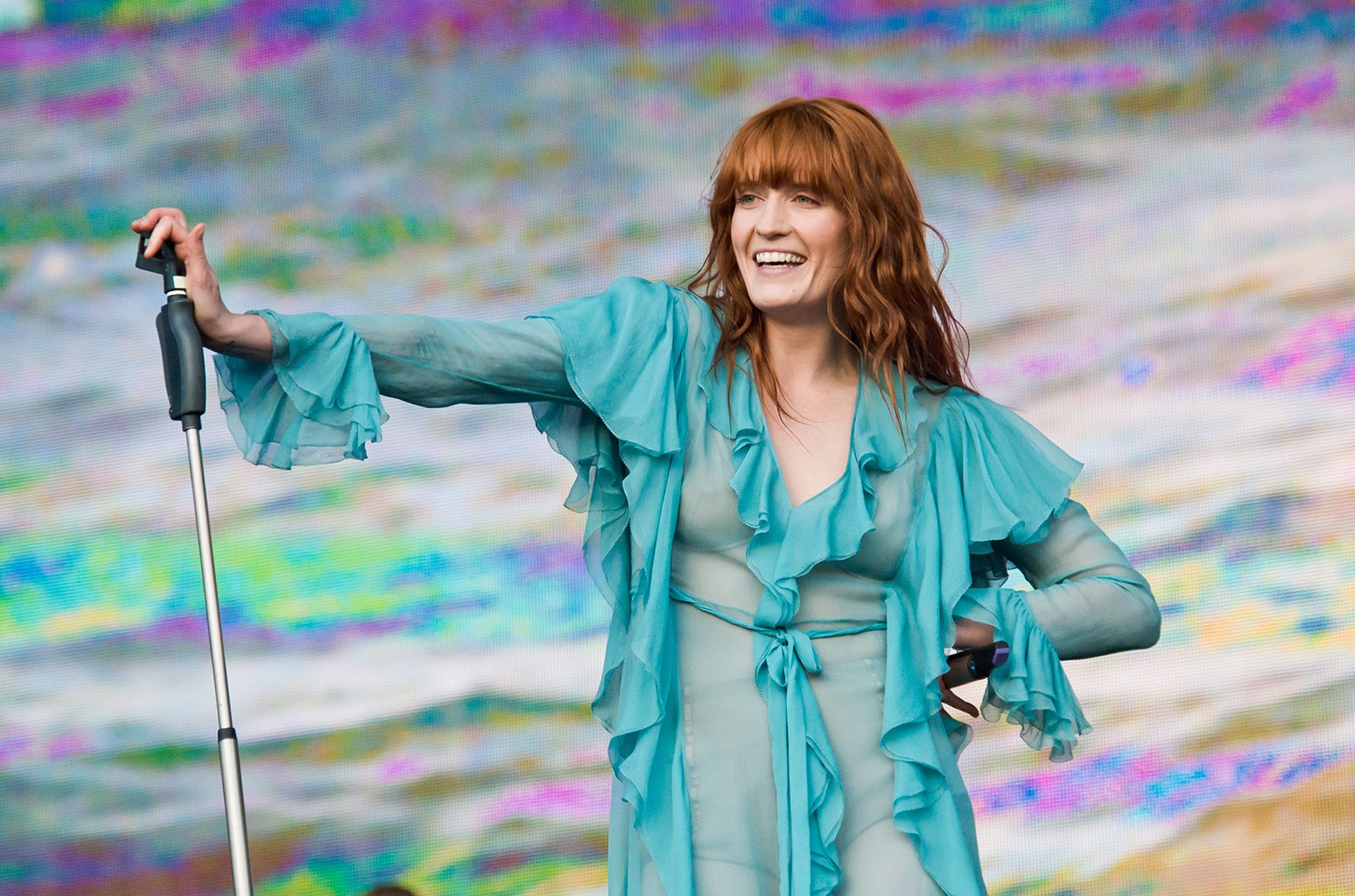 Florence and the Machine, 2016