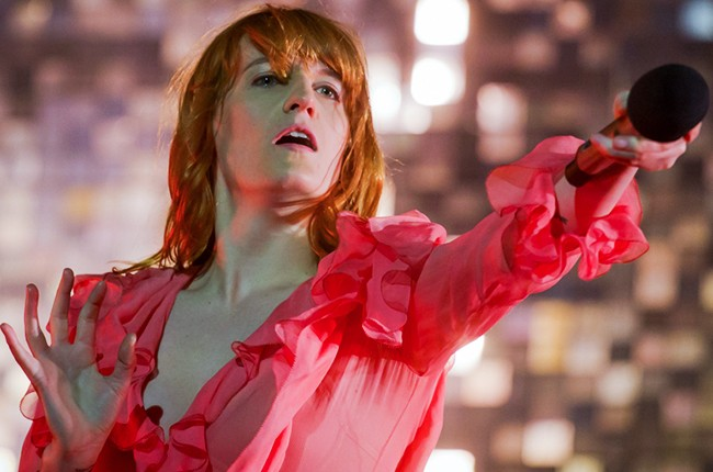 Florence and the Machine lollapalooza argentina 2016