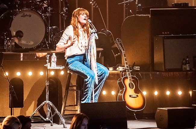florence and the machine ace hotel la april 2015