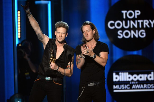 Brian Kelley, Tyler Hubbard of Florida Georgia Line