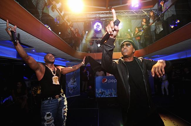 Flo Rida and Jeremih