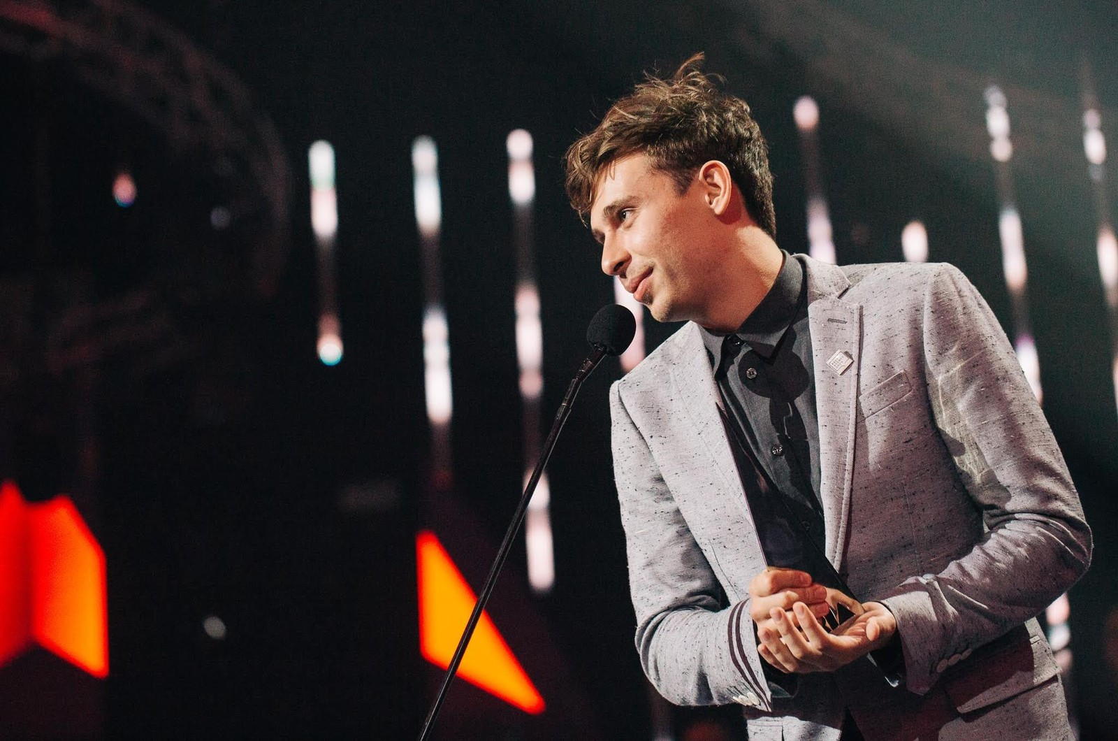Flume at the 2016 ARIA Awards in Sydney
