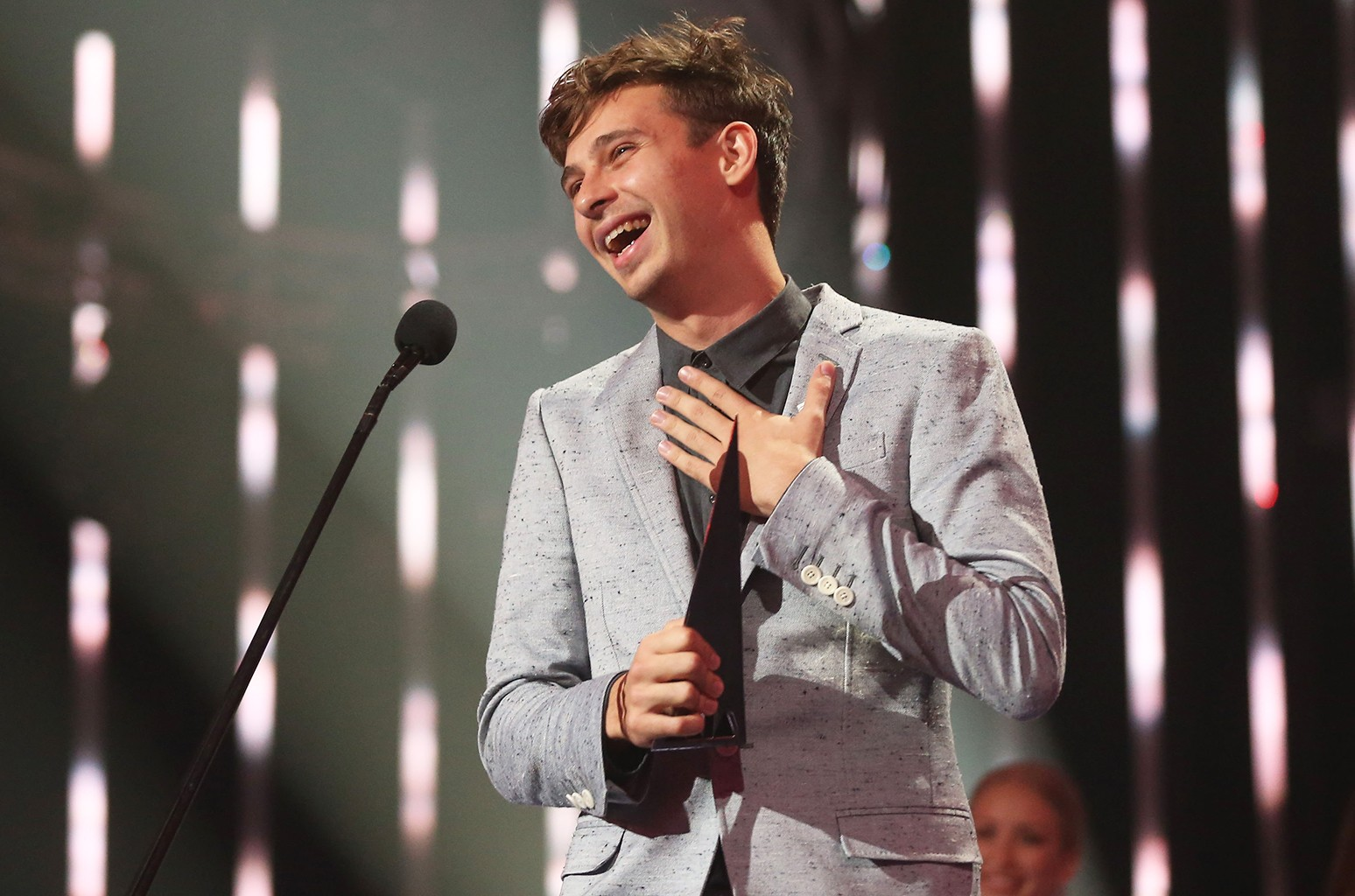 Flume at the 2016 ARIA Awards