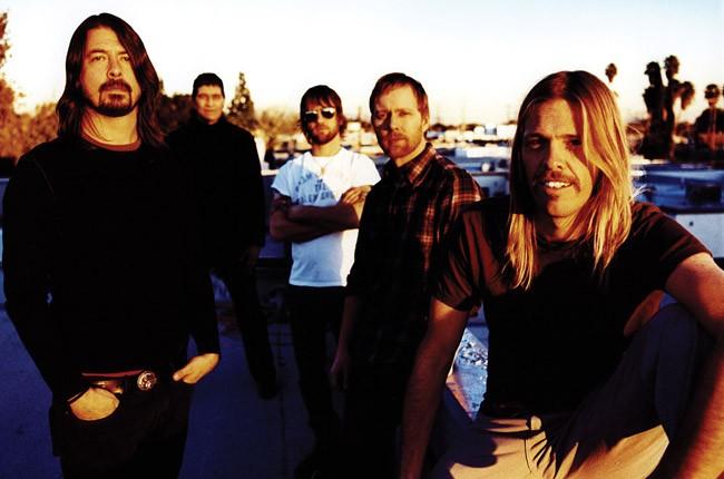 Foo Fighters press image, January 2014