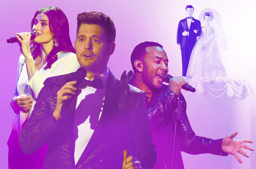 Music Stars Who Were Once Wedding Singers