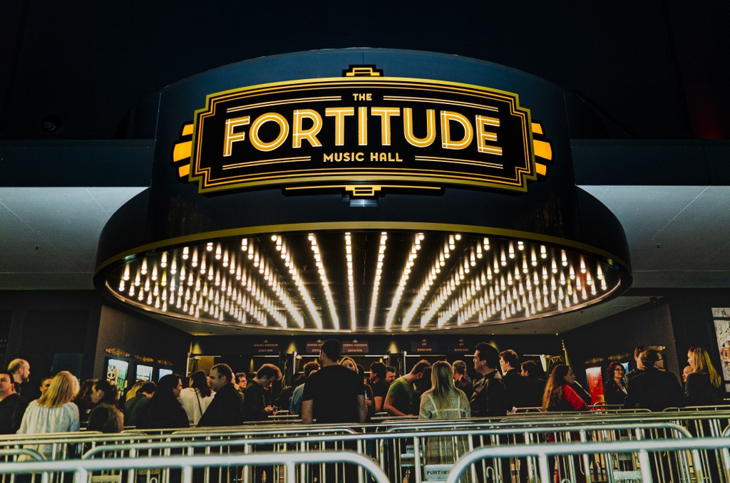 Fortitude Music Hall, Brisbane, Australia
