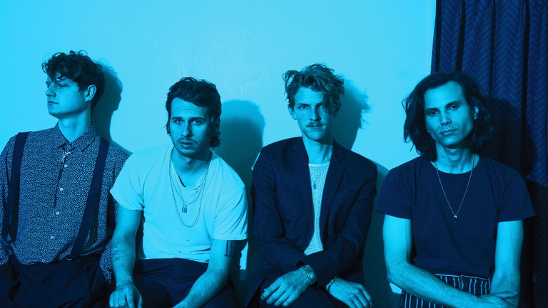 <p>Foster the People</p>