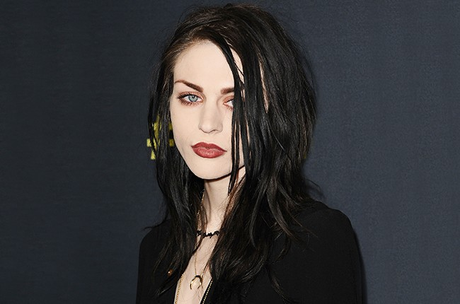 """Frances Bean Cobain attends the premiere of HBO Documentary Films' """"Kurt Cobain: Montage Of Heck"""""""