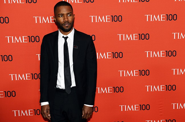 Frank Ocean attends the Time 100 Gala