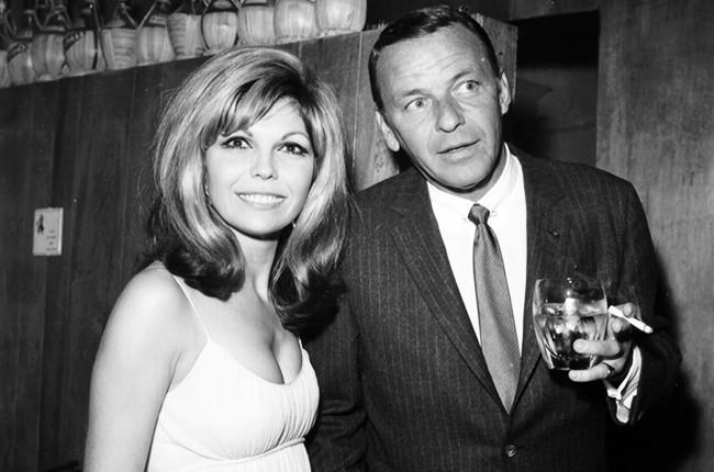 Nancy and Frank Sinatra