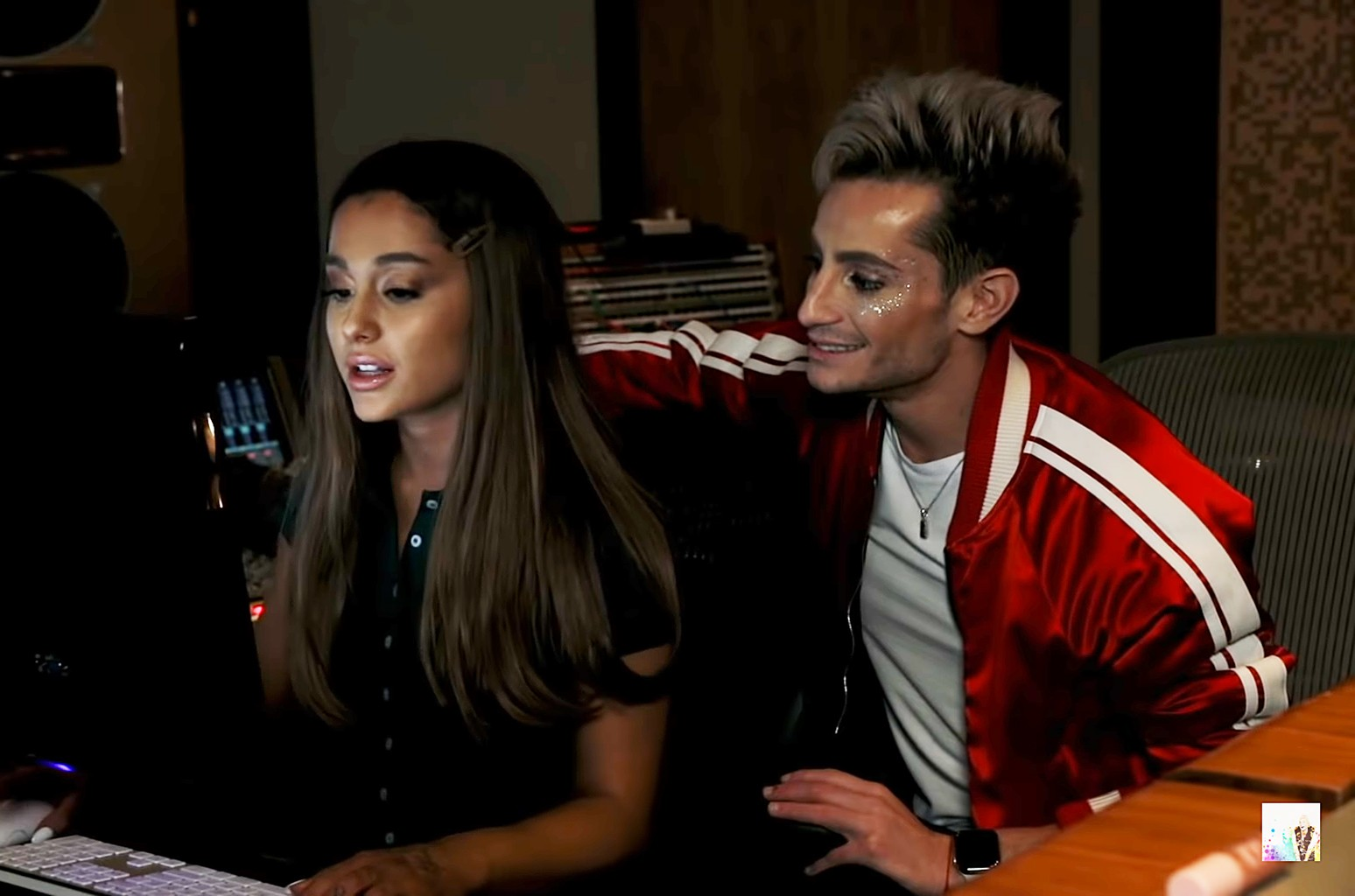 "Frankie Grande ft. Ariana Grande, ""Seasons of Love"""