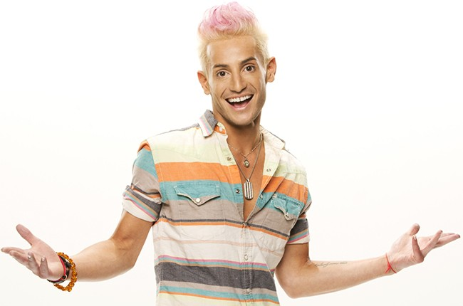 Frankie Grande from Big Brother
