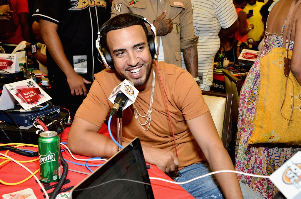 French Montana at the 2016 BET Experience