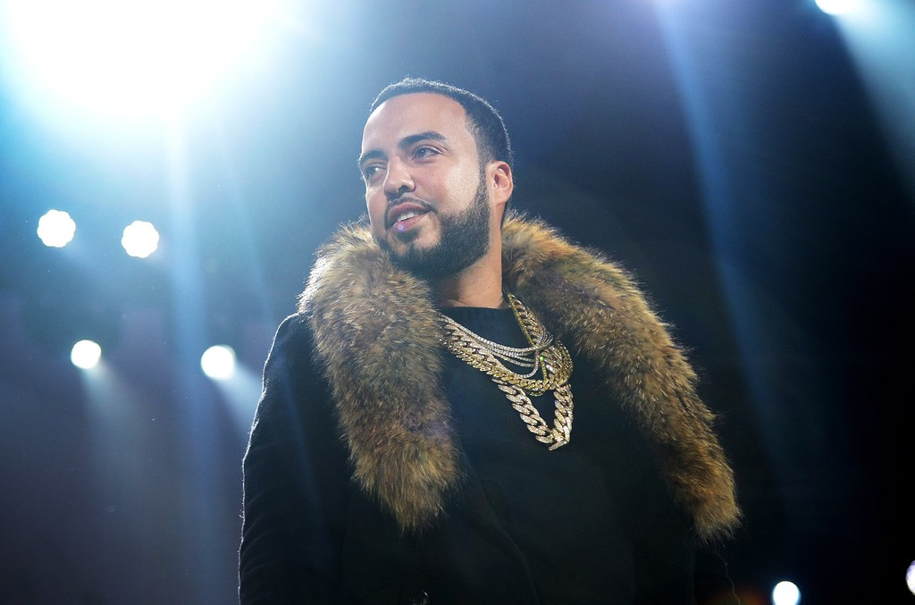 French Montana performs during the Hot 97's Hot For The Holidays Concert at Prudential Center on Dec. 3, 2016 in Newark, N.J.