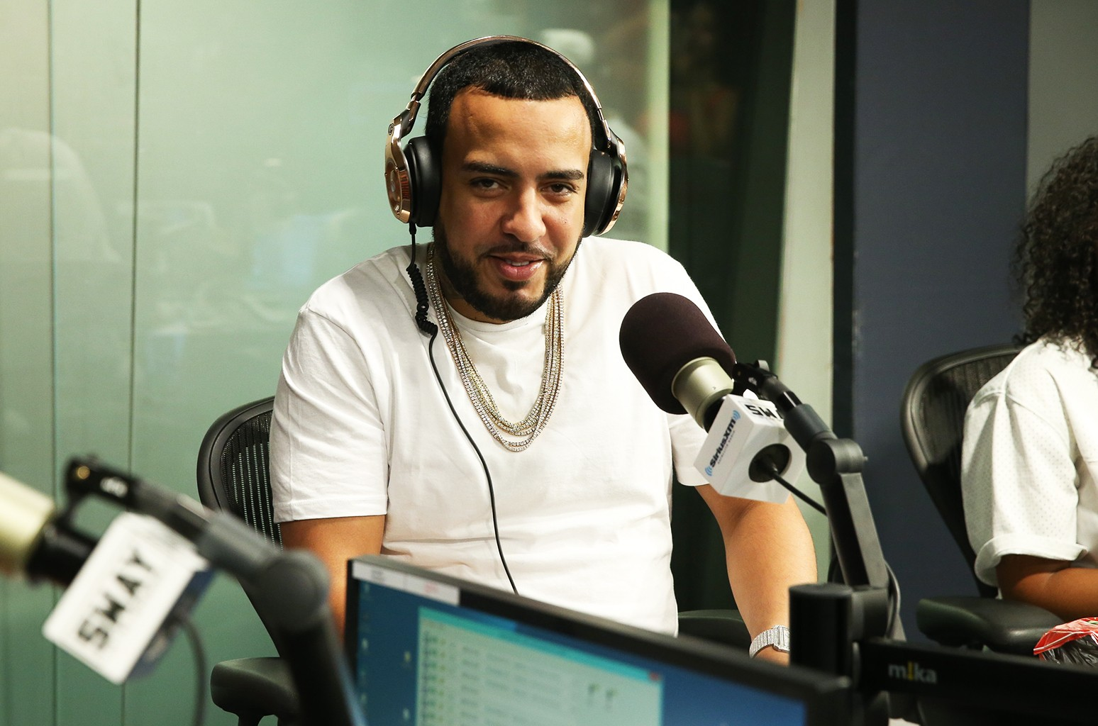 French Montana in 2016