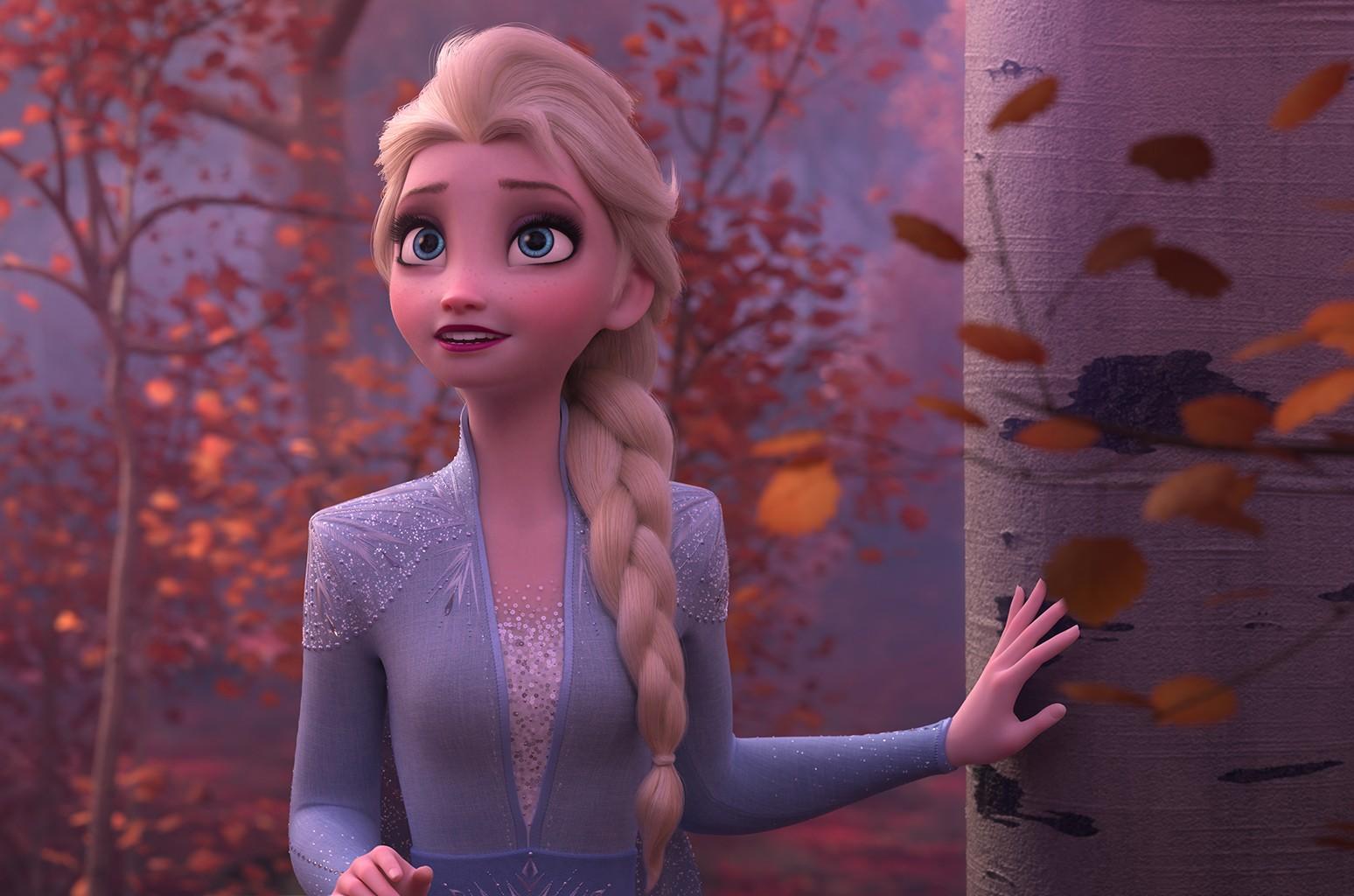 "Walt Disney Animation Studios' ""Frozen 2"""