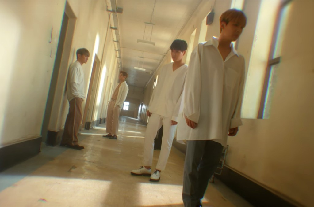 """FTISLAND in the video for """"Wind"""""""