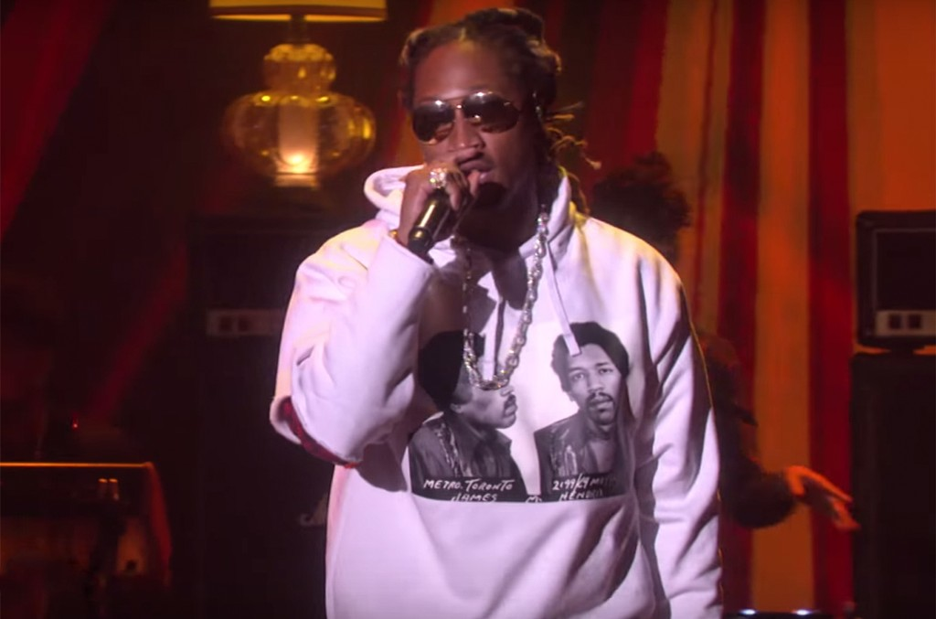 Future Performs 'Incredible'! on The Ellen Show