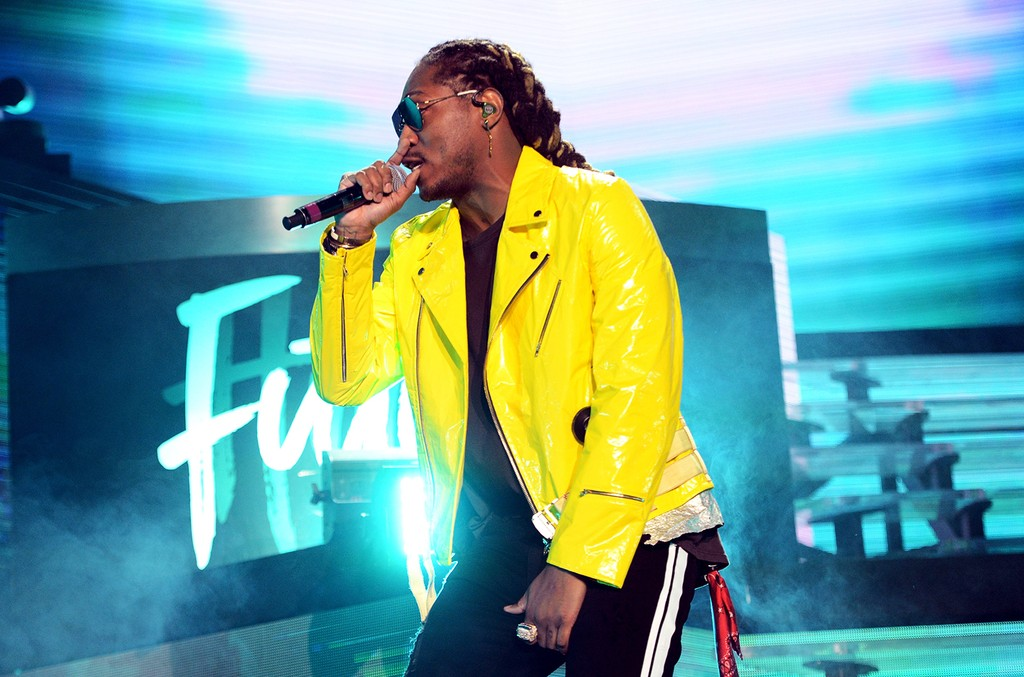 Rapper Future performs onstage during the 'Nobody Safe' tour at The Forum on June 14, 2017 in Inglewood, Calif.