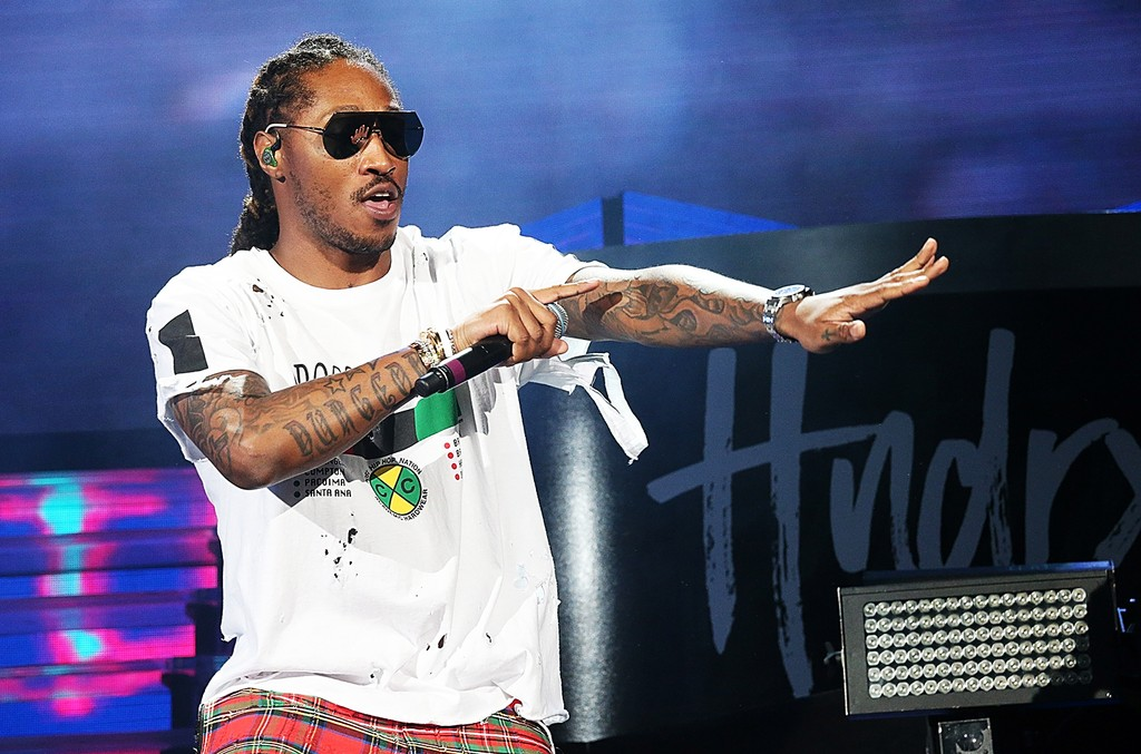 Future performs in concert during his Future Hndrxx tour at Austin360 Amphitheater on June 23, 2017 in Austin, Texas.