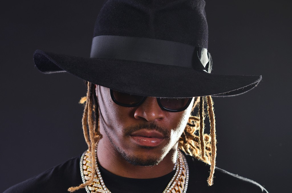 Future attends Birthday Bash 20 at Philips Arena on June 20, 2015 in Atlanta.