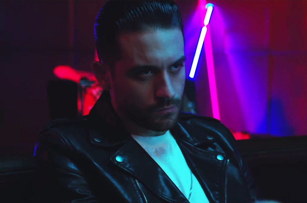 """G-Eazy in the video for """"Down For Me."""""""