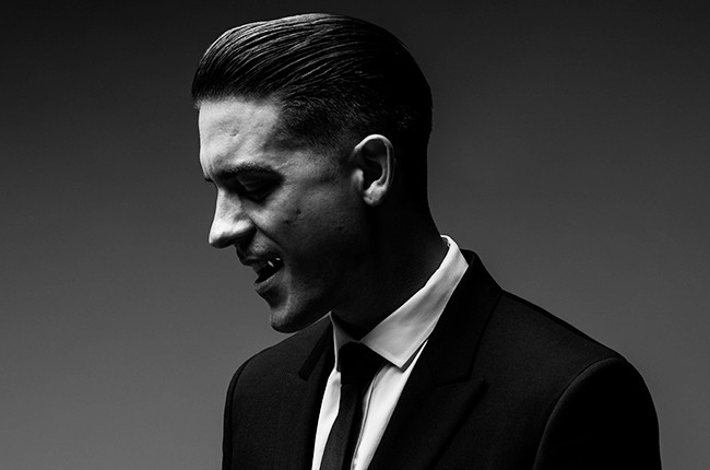 G-Eazy photographed in 2015.